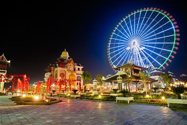Chơi gì ở Đà Nẵng buổi tối