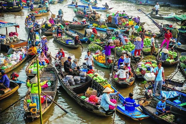 Thời gian bay từ Hà Nội đến Cần Thơ