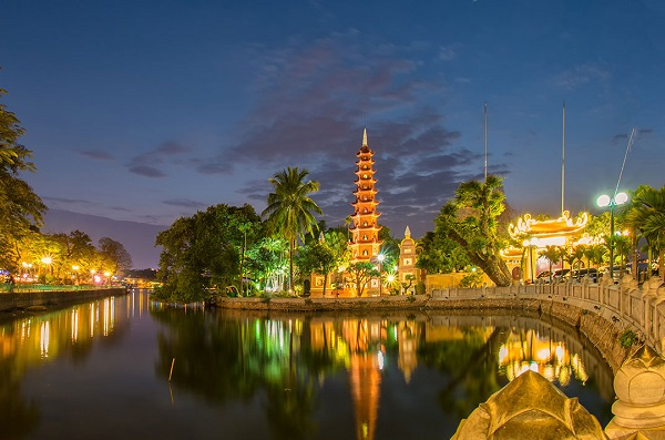 Hành khách dễ dàng lựa chọn cho mình một chuyến du hí Hà Nội với giá từ 0 đồng